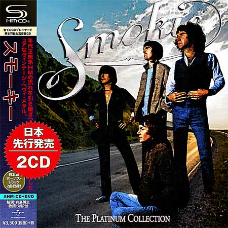 Smokie - The Platinum Collection [Unofficial Release] (2019)