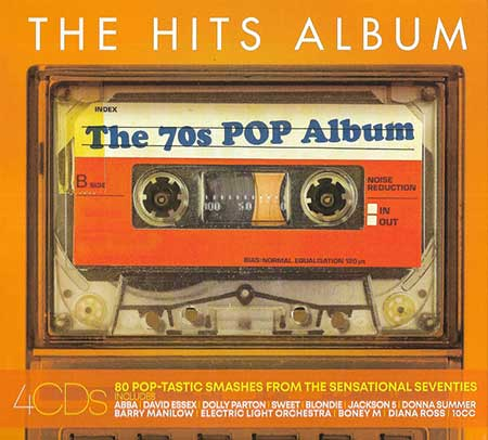 The Hits Album - The 70s Pop Album (2019)