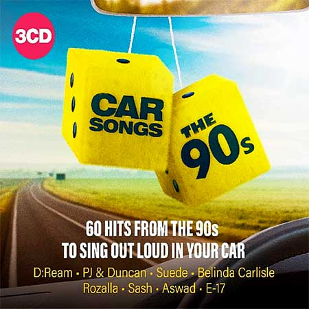 Car Songs: The 90s (2019)