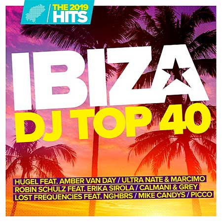Ibiza DJ Top 40: The Hits (2019)