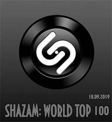 Shazam: World Top 100 [18.09] (2019)