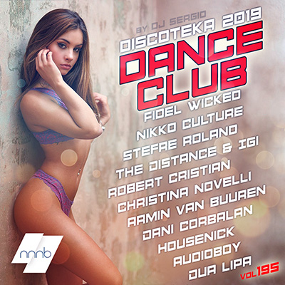 Дискотека Dance Club Vol.195 (2019)