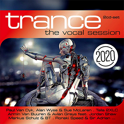 Trance: The Vocal Session 2020 [2CD] (2019)