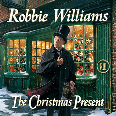 Robbie Williams - The Christmas Present (2019)