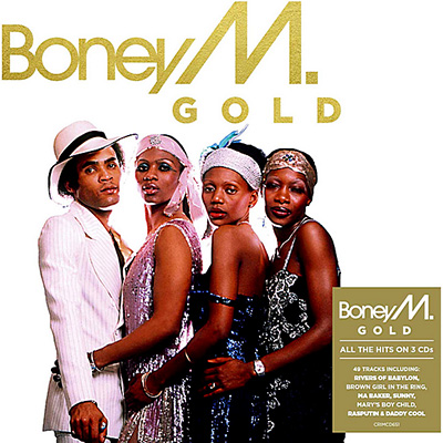 Boney M. - Gold [3CD] (2019)