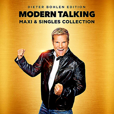 Modern Talking - Maxi And Singles Collection (2019)