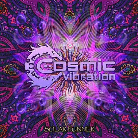 Cosmic Vibration - Solar Runner (2019)
