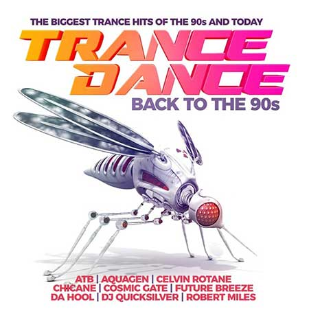 Trance Dance: Back to the 90s [2CD] (2019)