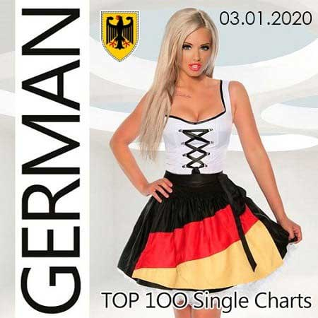 German Top 100 Single Charts [03.01] (2020)