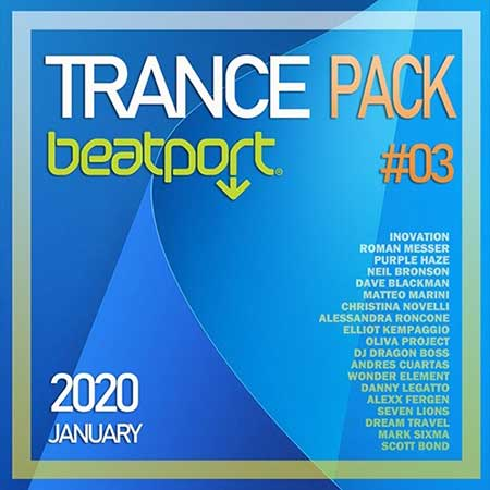 Beatport Trance Pack #03 (2020)