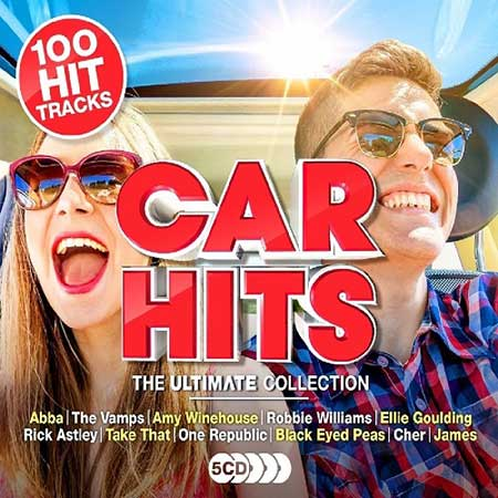 Car Hits (The Ultimate Collection) [5CD] (2018)