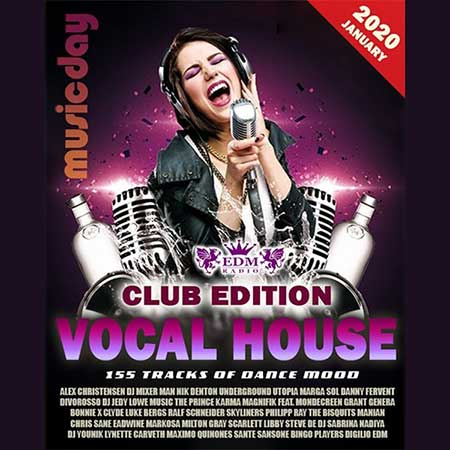 Vocal House: Club Edition (2020)