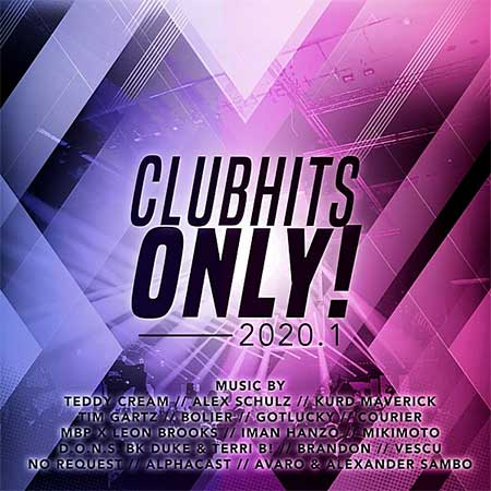 Clubhits Only! 2020.1 (2020)