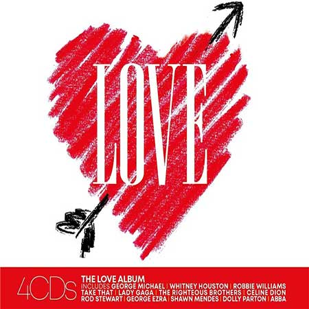 The Love Album [4CD] (2020)