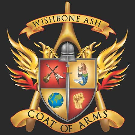 Wishbone Ash - Coat of Arms (2020)
