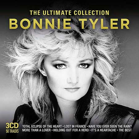 Bonnie Tyler - The Ultimate Collection (2020)